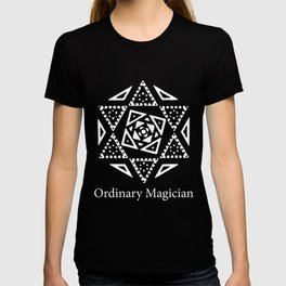 Marisa Kirisame's Sigil (Ordinary Magician, Full, White) - Touhou Project T-shirt