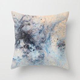 Entropy Ether Throw Pillow