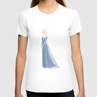 frozen elsa T-shirts featuring Elsa, Frozen by carolam