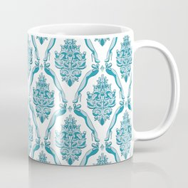 Cock Baroque Coffee Mug