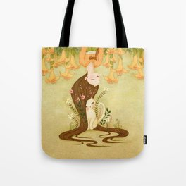 Flower shade Tote Bag