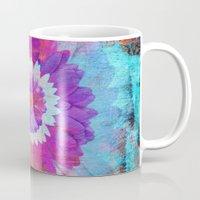daisies Mugs featuring Daisies by haroulita