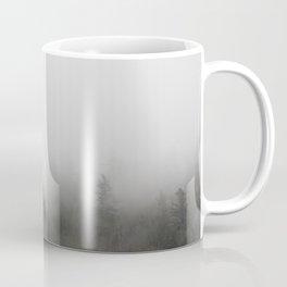 Trees & Fog Coffee Mug