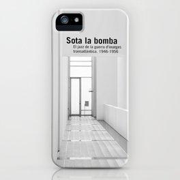 Spain 3 iPhone Case