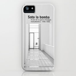 Spain 3 iPhone Case