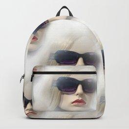 seamless doll -3- Backpack