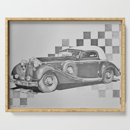Classic Car Serving Tray