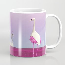 Flamingo Fatale Coffee Mug