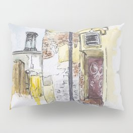 Back Alley Pillow Sham