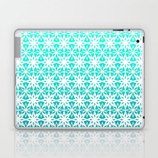 Blue Stars Laptop & iPad Skin