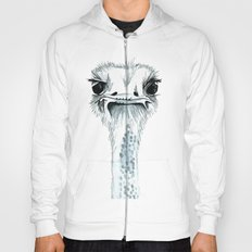 Percy the Ostrich Hoody