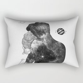 I will always find my way back to you. Rectangular Pillow