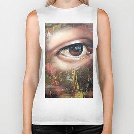 Eye Biker Tank