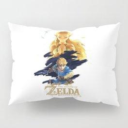 Zelda Breath of the Wild - The Silent Princess Pillow Sham
