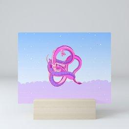 Divine Dragon 2 Mini Art Print