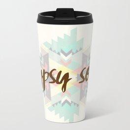 gypsy soul Metal Travel Mug