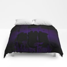 The Addams Family Comforters