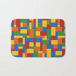 Lego bricks Bath Mat