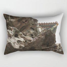 Color Mining Rectangular Pillow