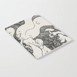 Broken into pieces Notebook