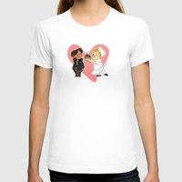 katniss T-shirts featuring Katniss and Peeta by AndreaVasquez