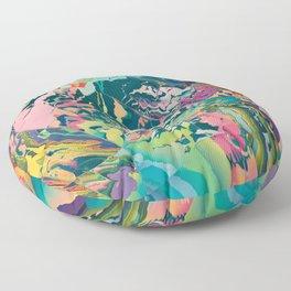Treasures of the jungle Floor Pillow