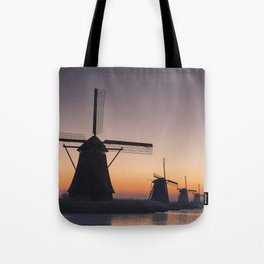 Dutch Dawn Tote Bag