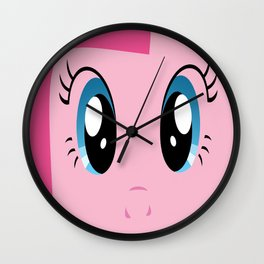 Pinkie Pie Wall Clock