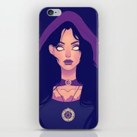 witchcraft iPhone & iPod Skins featuring Witchcraft by Desirae
