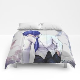 Erik's Work Clothes Comforters