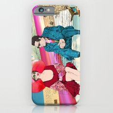 Sophia Loren, Marcello Mastroianni iPhone 6s Slim Case