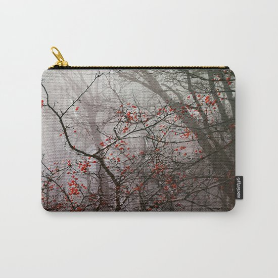 Forest of Red Carry-All Pouch