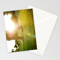 Slacklining  Stationery Cards