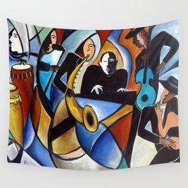 Bolero 5 Wall Tapestry