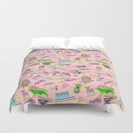 Take Life Mag! Duvet Cover