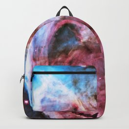 Carina Nebula, Grand Nebula. Backpack