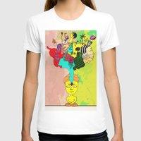 chakra T-shirts featuring Chakra by Omnii