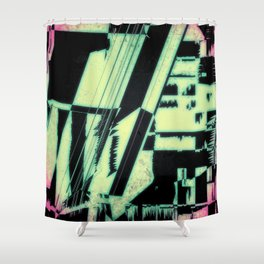 A Simpleton's Mind Shower Curtain