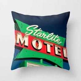 Arizona Starlite Throw Pillow