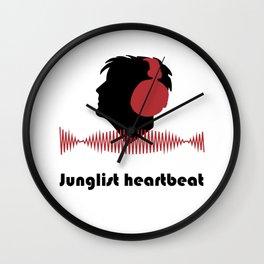 Junglist heartbeat - Women Wall Clock