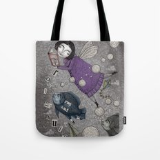 Stories in the Sky Tote Bag