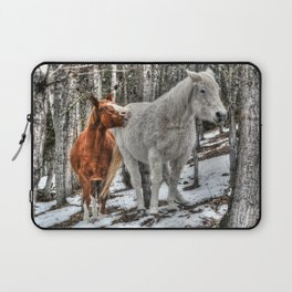 Caught in the Act Laptop Sleeve