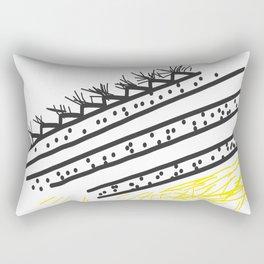 line Rectangular Pillow