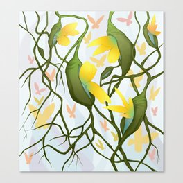 Eclosion Canvas Print