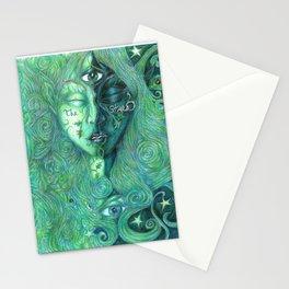 Sea Ocean Queen Stationery Cards