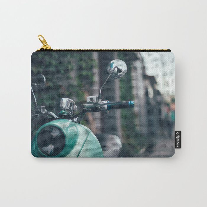 Lovely bike Carry-All Pouch