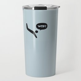 WTF? Pool Travel Mug