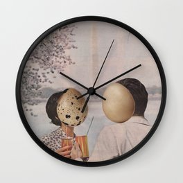 the greatest story Wall Clock