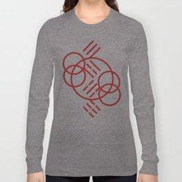 3-4-5-6_001_pink Long Sleeve T-shirt