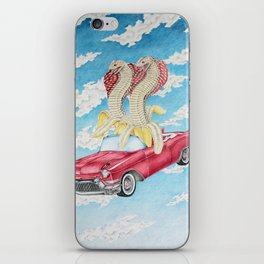 Best Day of the Best Friends iPhone Skin